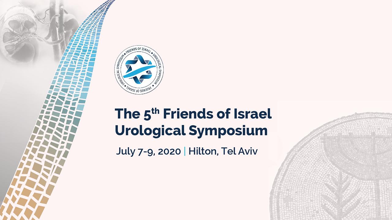 5th Friends of Israel Urological Symposium (FOIU)