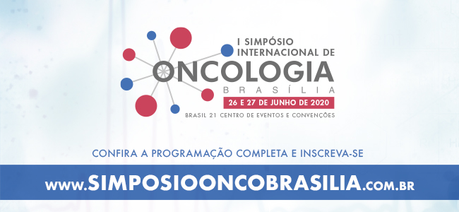 I Simpósio Internacional de Oncologia de Brasília