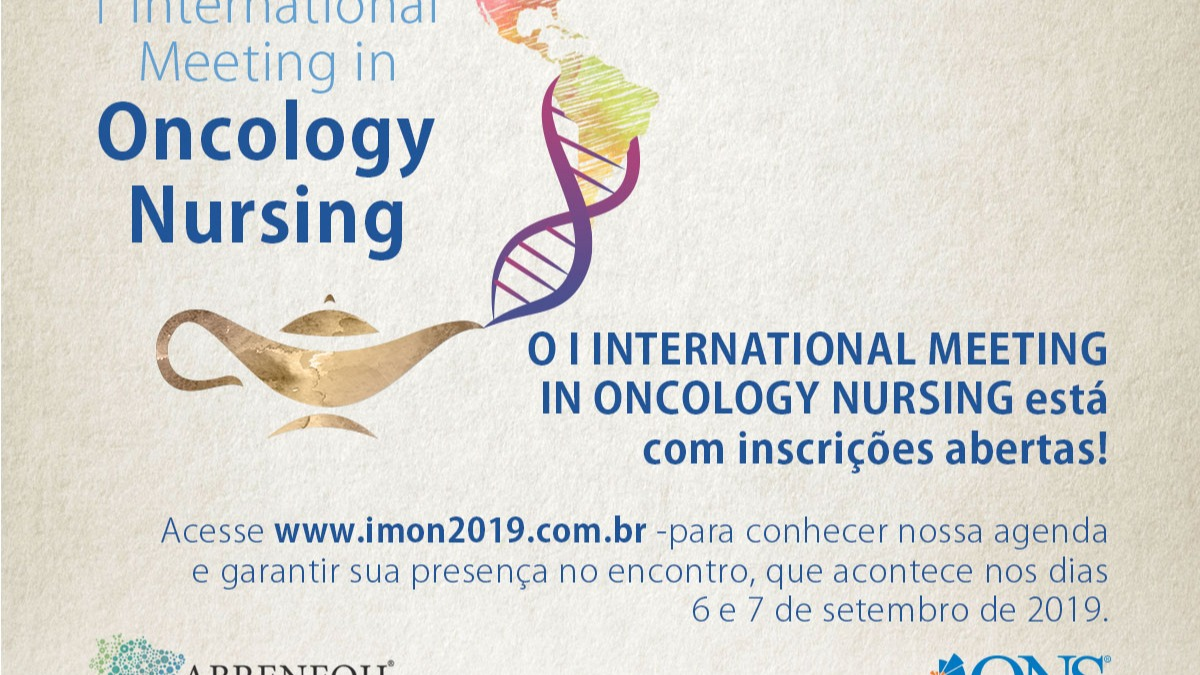 I International Meeting in Oncology Nursing