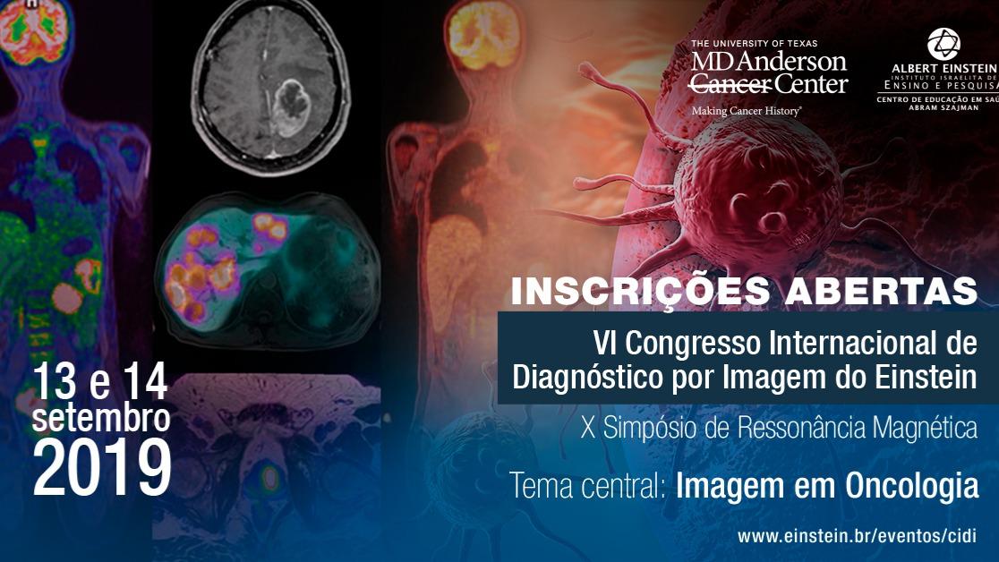 VI Congresso Internacional de Diagnóstico por Imagem