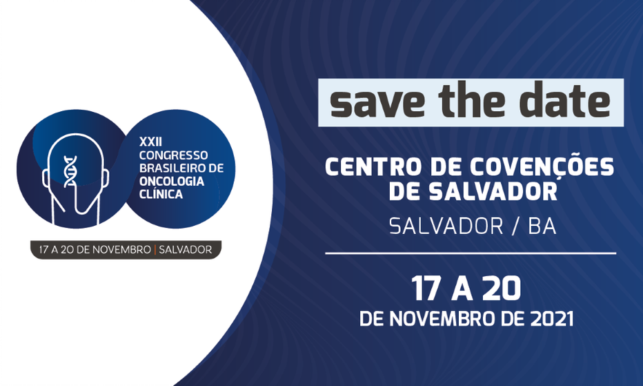 XXII Congresso Brasileiro de Oncologia Clínica