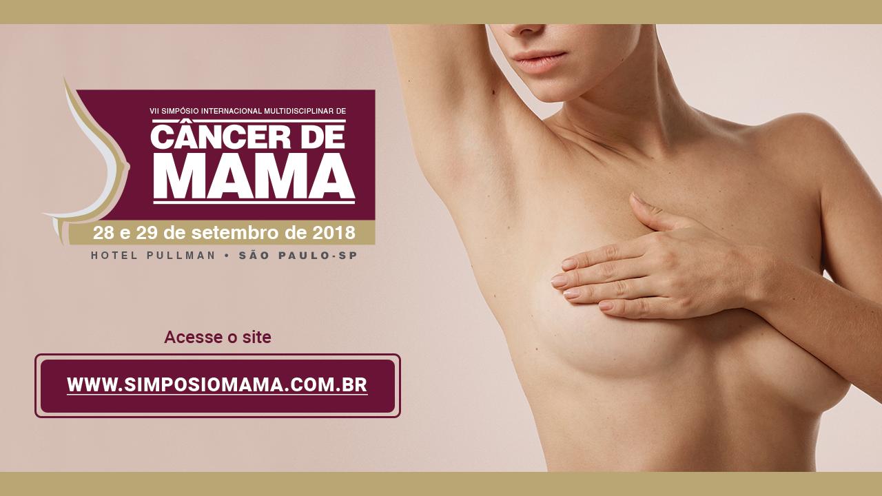 VII Simpósio Internacional Multidisciplinar de Câncer de Mama