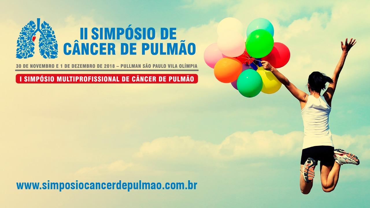 II Simpósio de Câncer de Pulmão