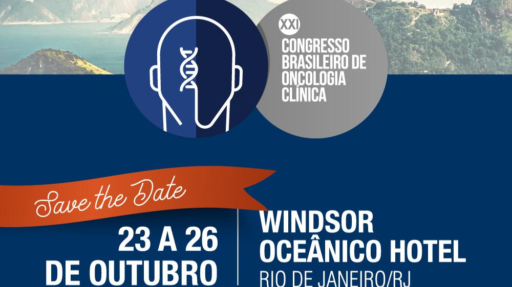 XXI Congresso Brasileiro de Oncologia Clínica