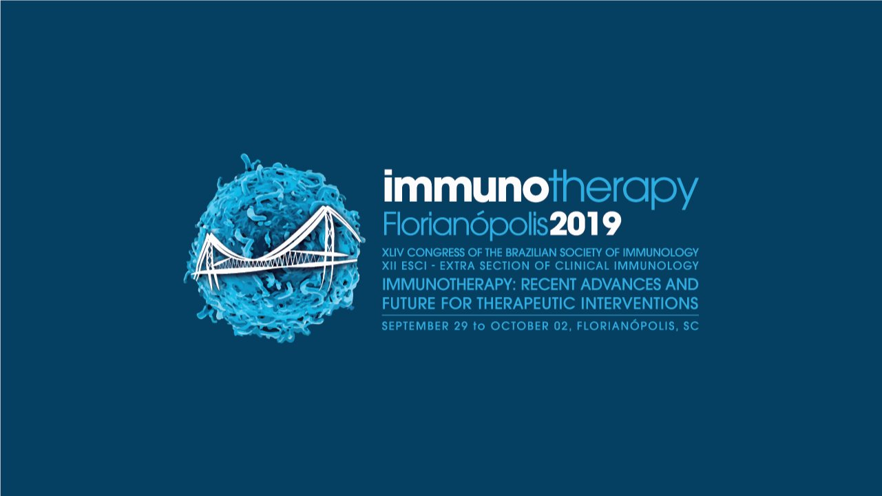 XLIV Congress of the Brazilian Society of Immunology - IMMUNO 2019