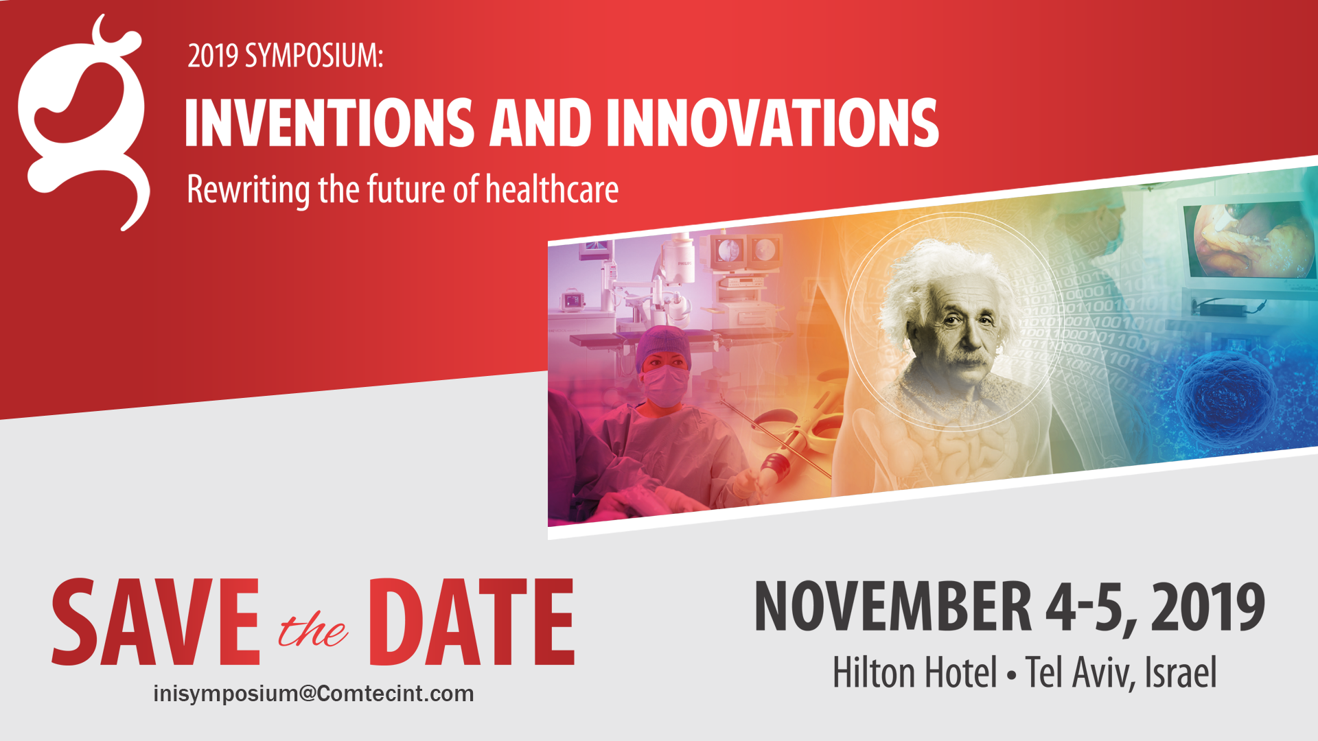 Inventions and Innovations Symposium; Rewriting the Future of Healthcare
