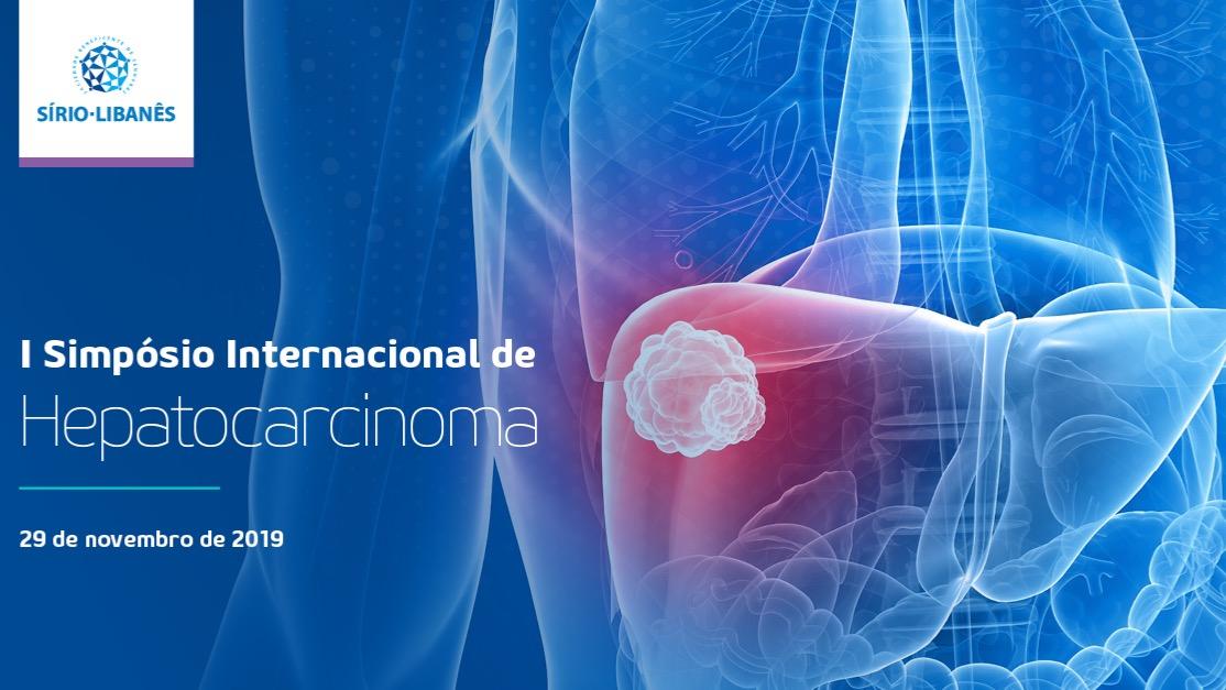 1º Simpósio Internacional de Hapatocarcinoma
