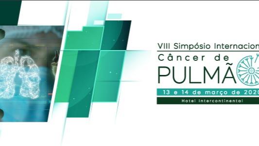 VIII Simpósio Internacional de Câncer de Pulmão