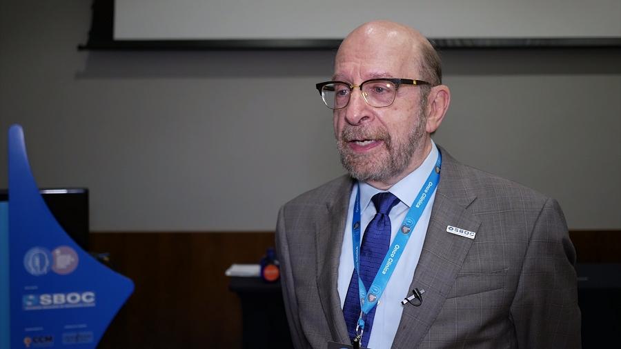 Dr. Sergio Simon, novo presidente da SBOC, comenta desafios da gestão