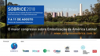 21º congresso da Sobrice - Sociedade Brasileira de Radiologia Intervencionista e Cirurgia Endovascular