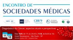 Encontro de Sociedades Médicas - Diagnóstico do câncer, aspectos atuais e perspectivas
