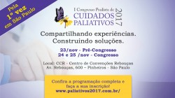 I Congresso Paulista de Cuidados Paliativos