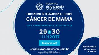 Encontro Internacional sobre Câncer de Mama