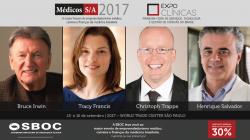 Médicos S/A 2017 e ExpoClínicas